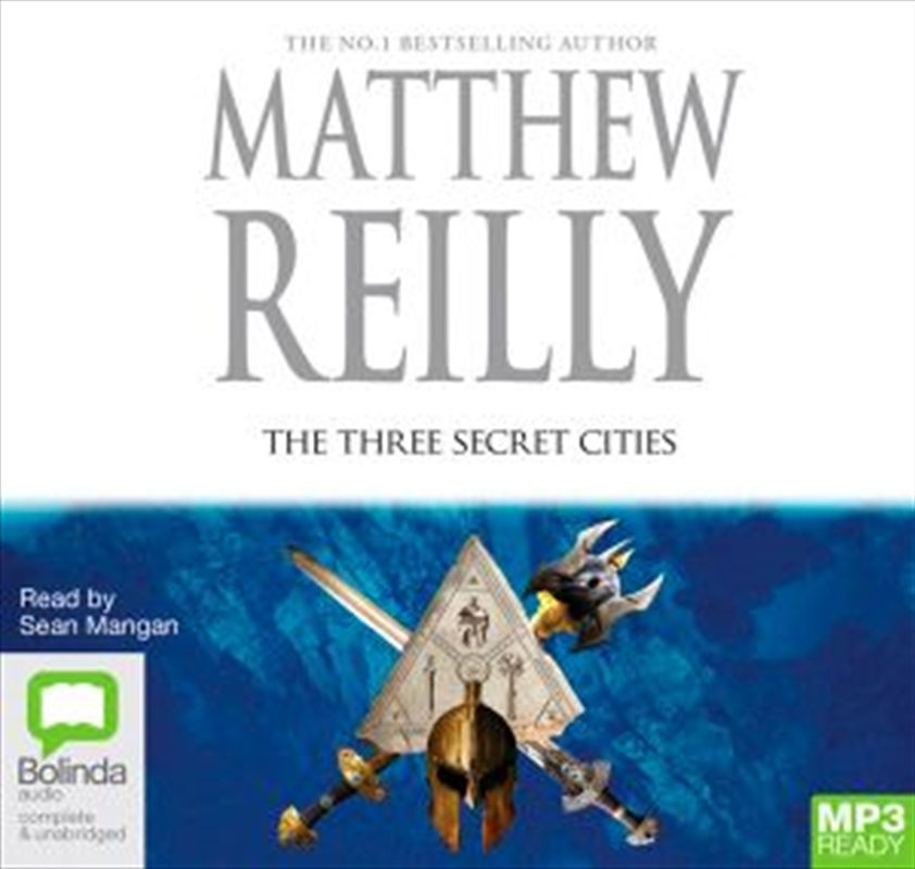 Three Secret Cities | Audio Book