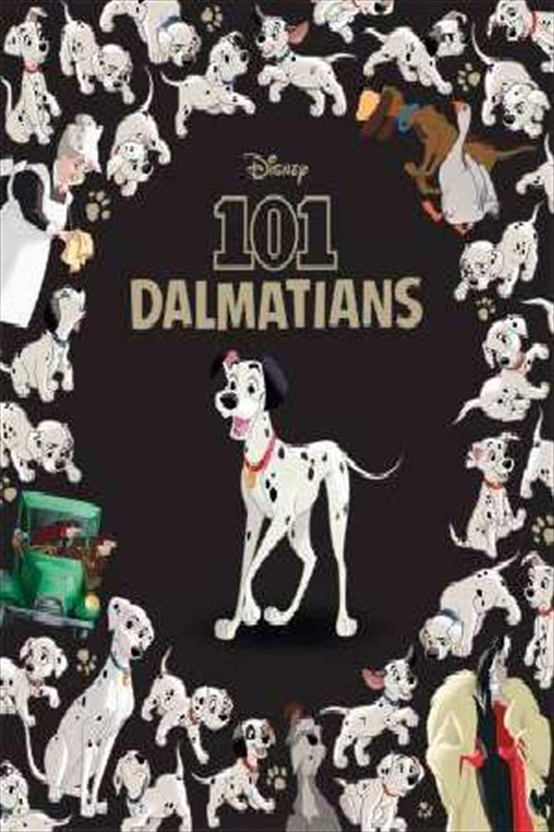 Disney: 101 Dalmatians Classic Collection | Hardback Book
