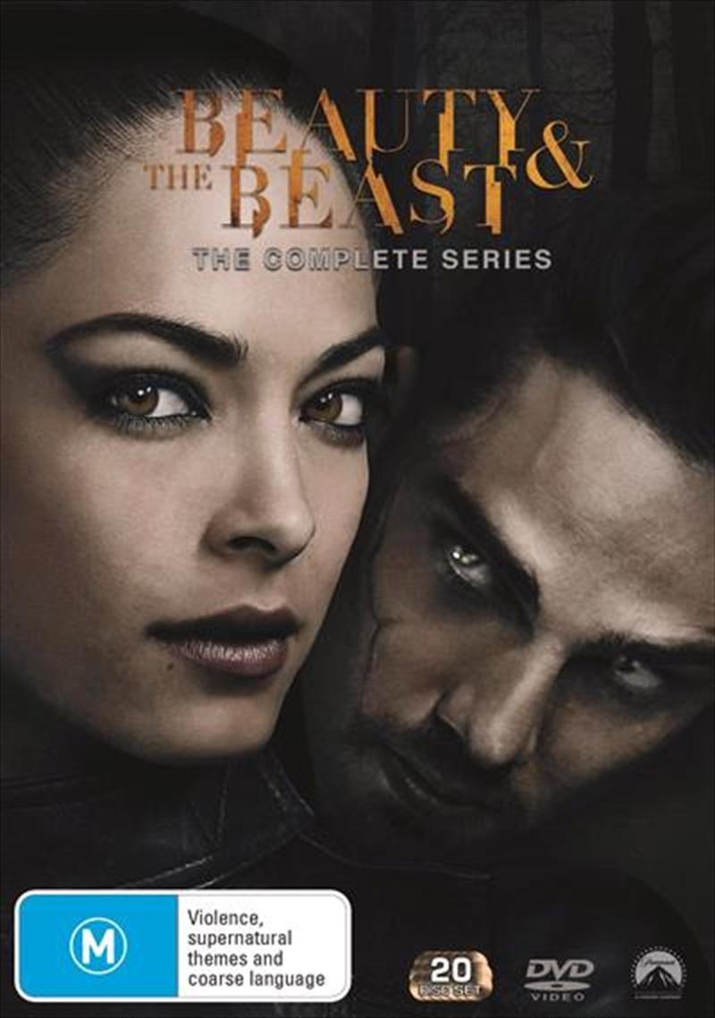 Beauty And The Beast - Season 1-4 | Boxset | DVD