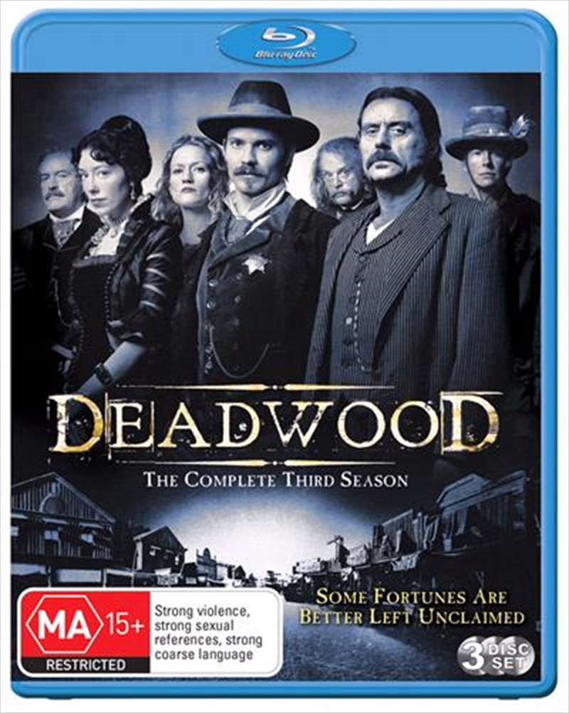 Deadwood - Season 03 | Blu-ray