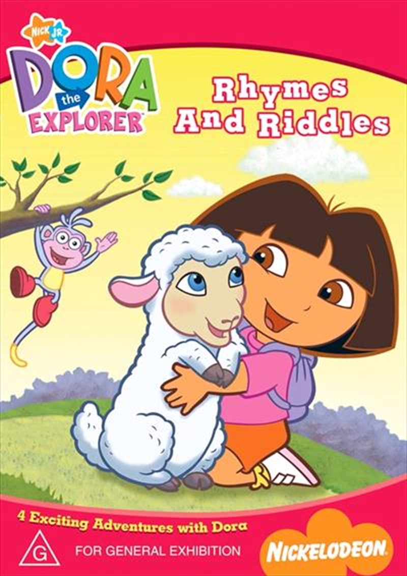 Dora The Explorer - Rhymes and Riddles | DVD