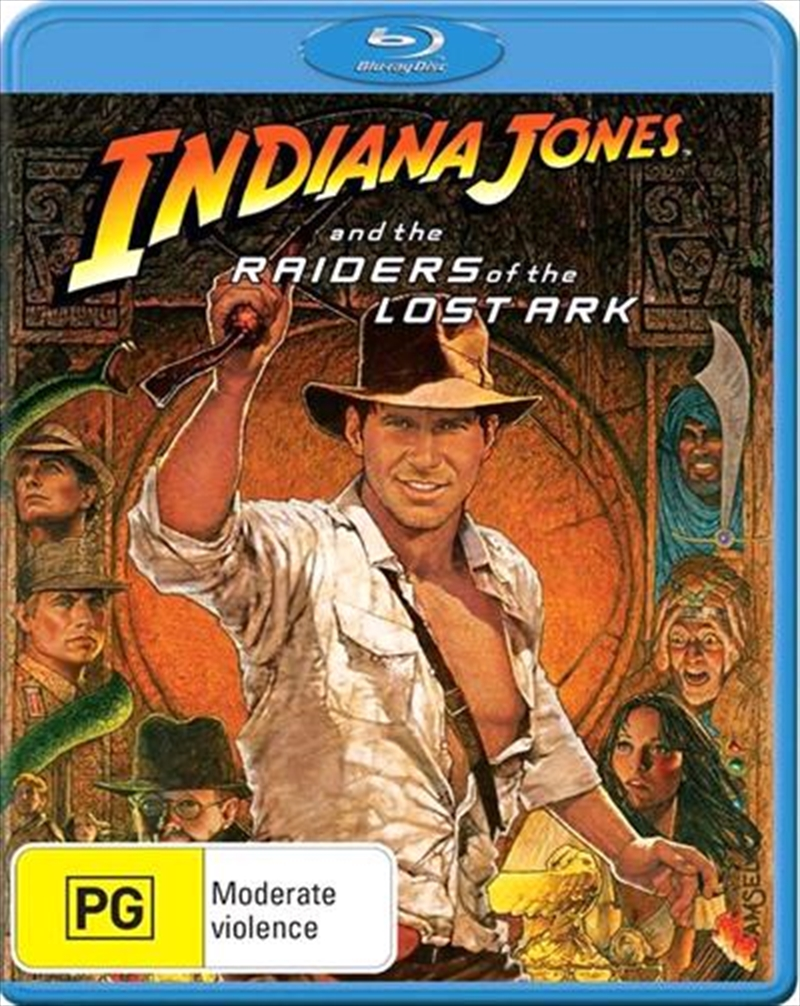 Indiana Jones And The Raiders Of The Lost Ark | Blu-ray
