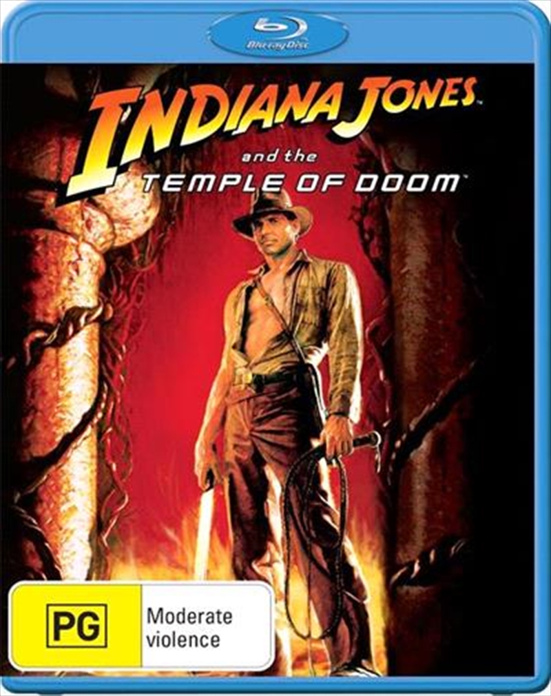 Indiana Jones And The Temple Of Doom | Blu-ray