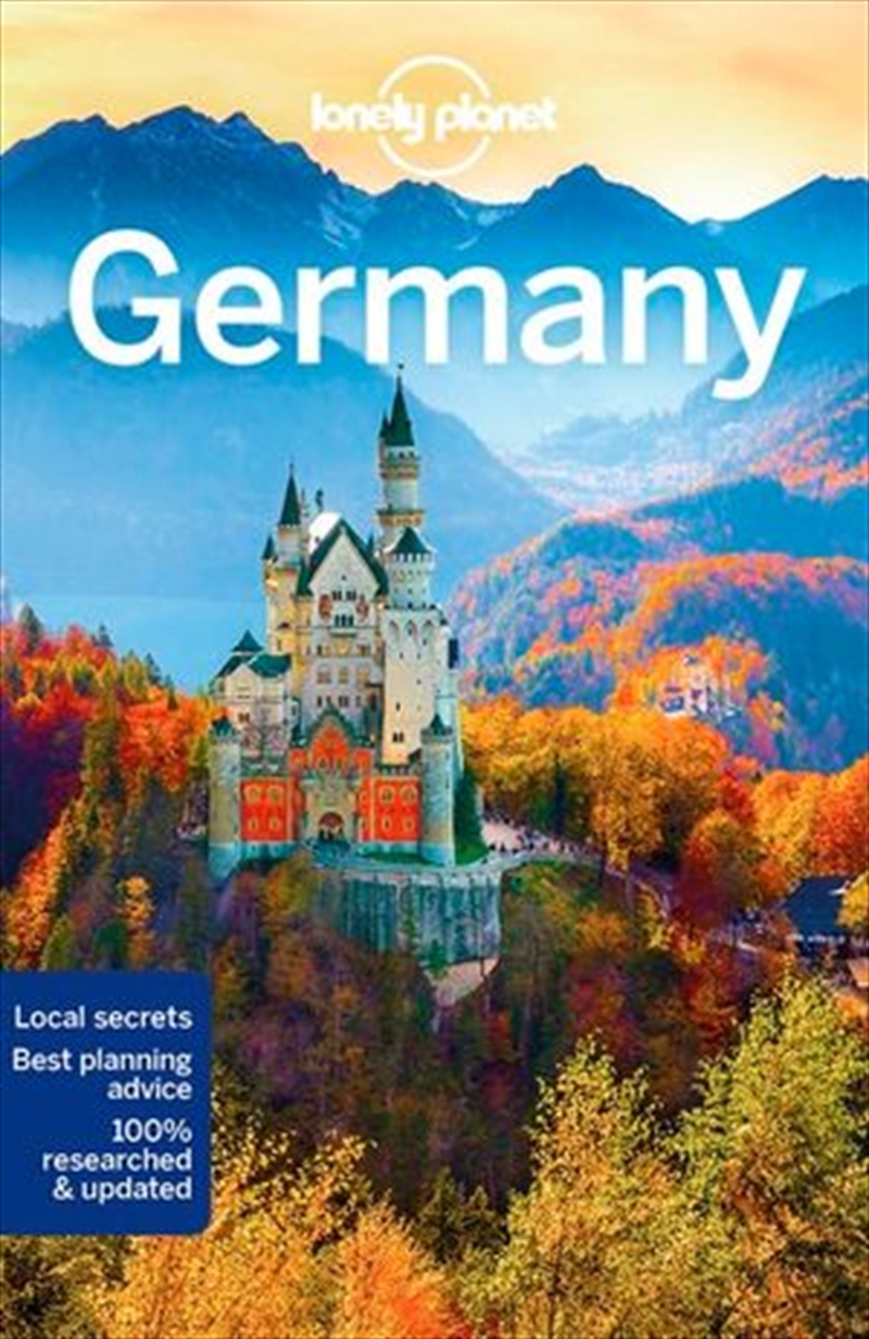 Lonely Planet Travel Guide : 9th Edition - Germany | Paperback Book
