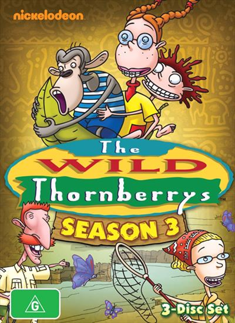 Wild Thornberrys - Season 3, The | DVD