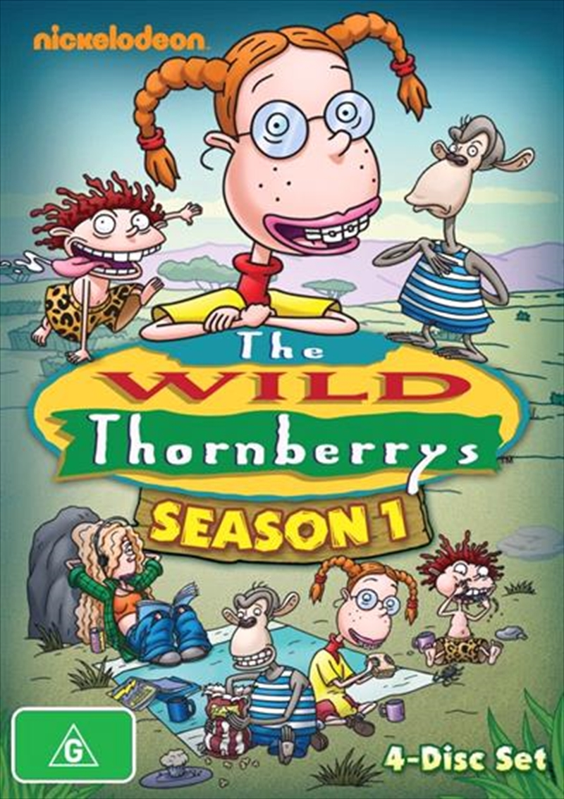 Wild Thornberrys - Season 1, The | DVD