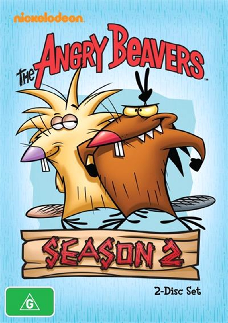Angry Beavers - Season 2 | DVD
