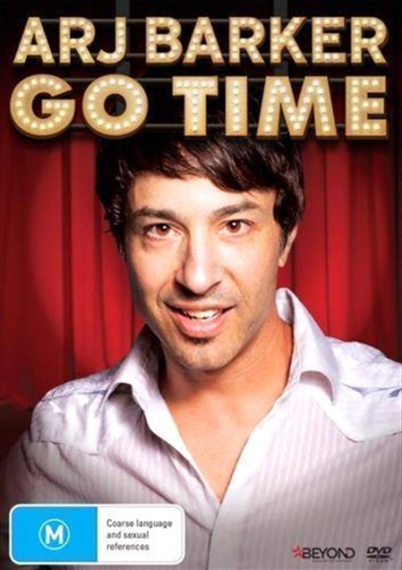 Arj Barker - Go Time | DVD