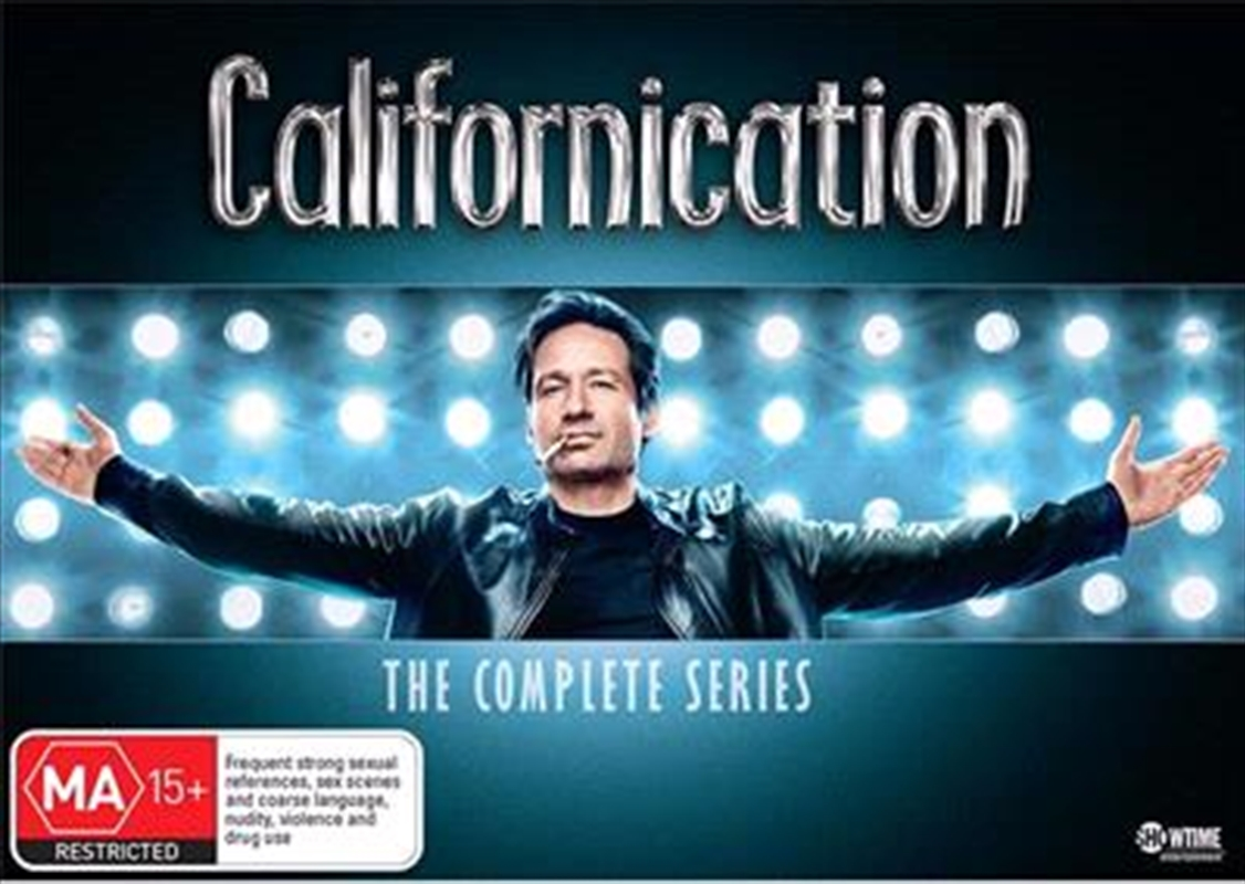 Californication - Season 1-7 | Boxset | DVD