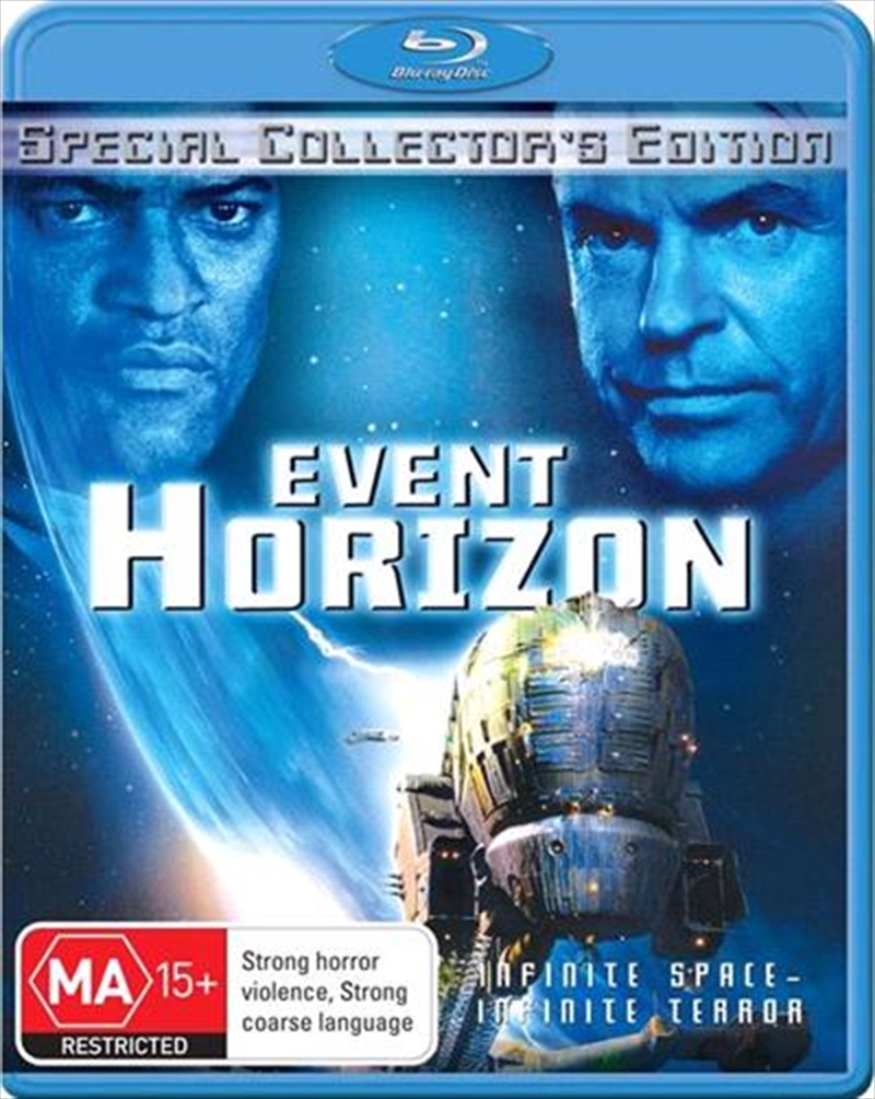 Event Horizon - Special Collector's Edition | Blu-ray
