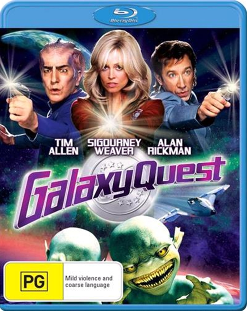 Galaxy Quest | Blu-ray