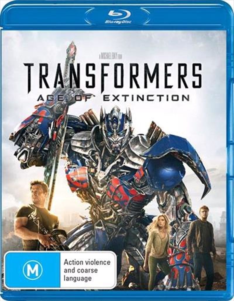 Transformers - Age Of Extinction | Blu-ray