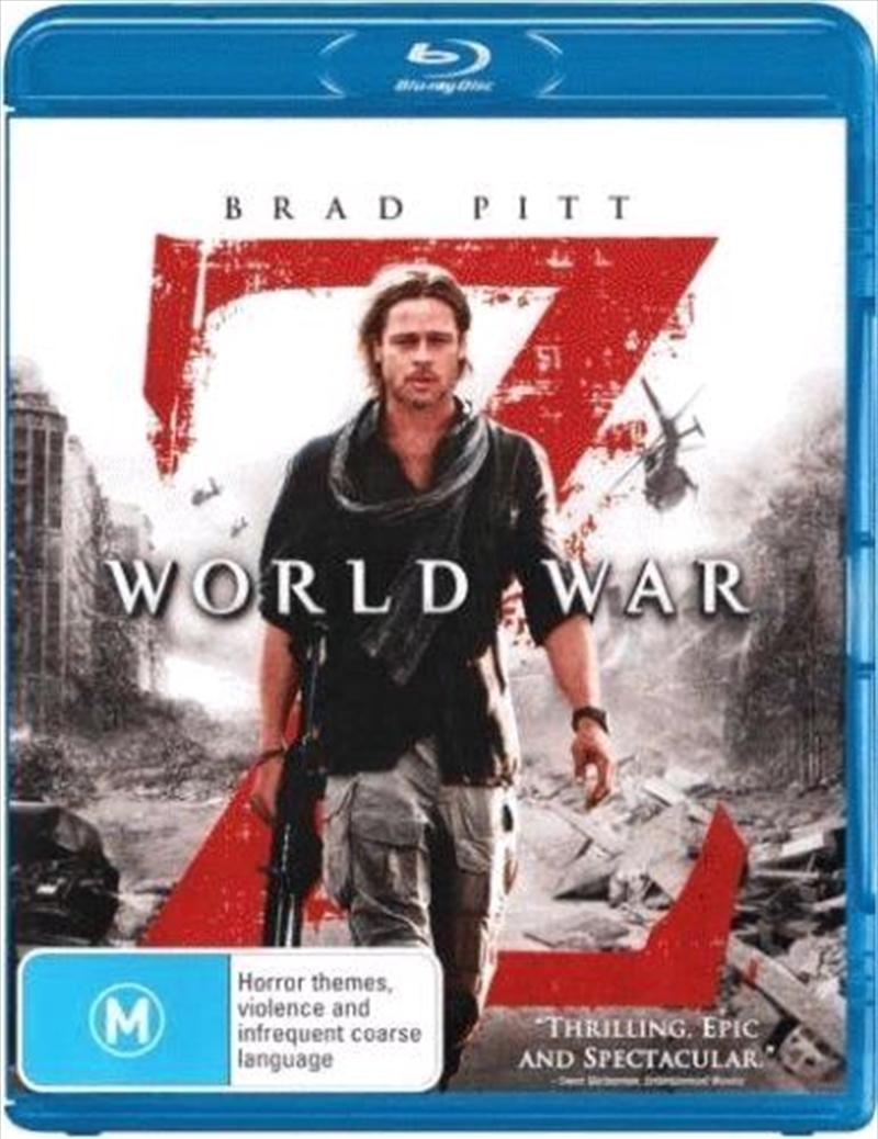 World War Z | Blu-ray