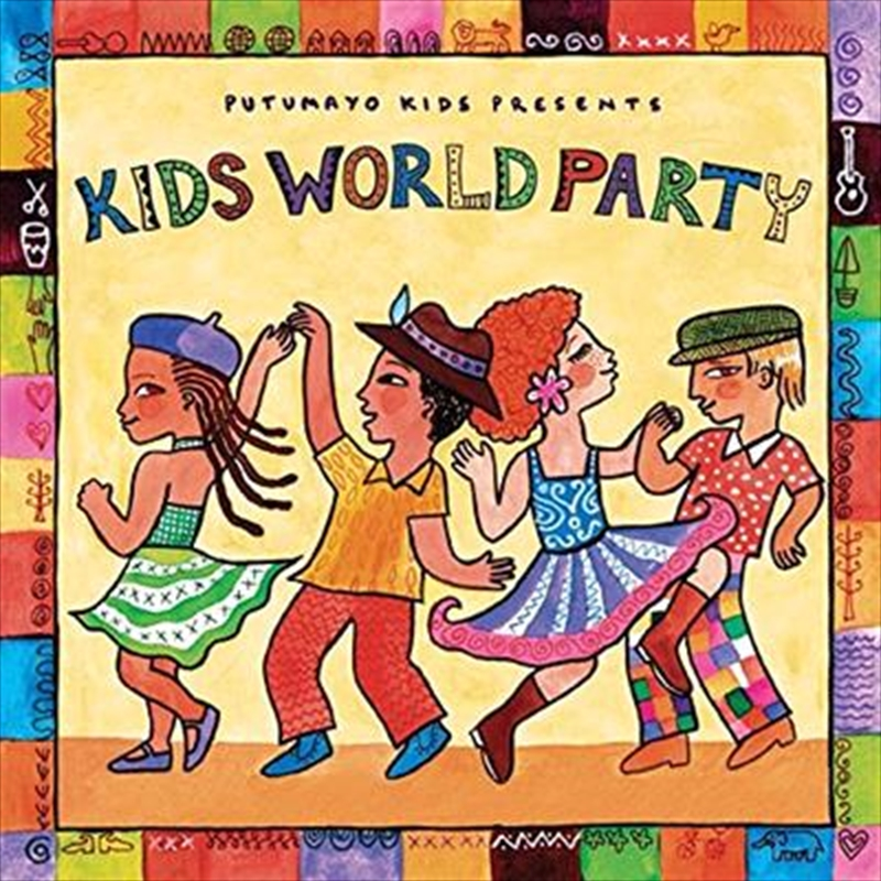 Kids World Party | CD
