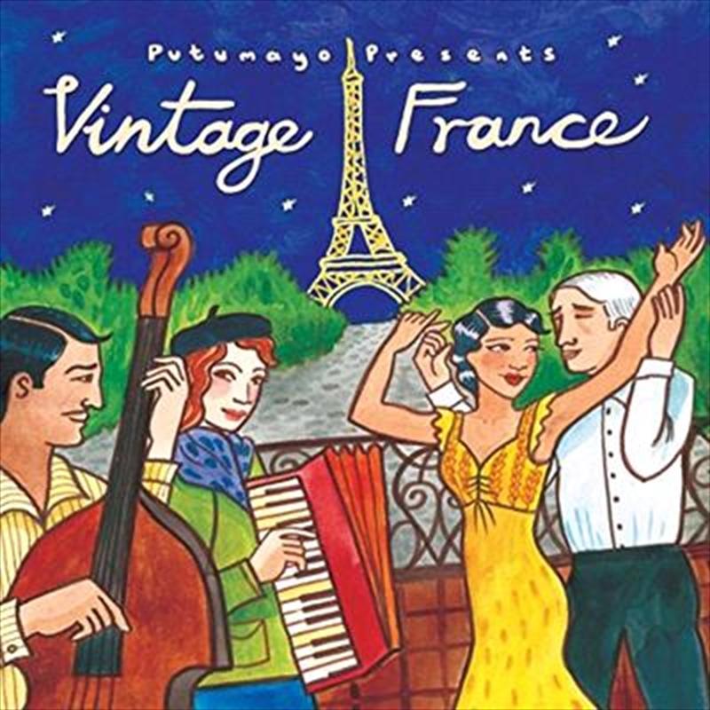 Vintage France | CD