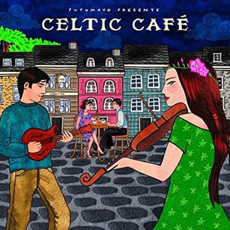 Celtic Cafe | CD