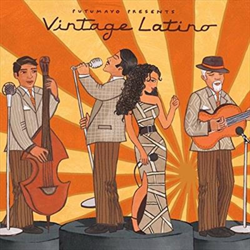 Vintage Latino   CD