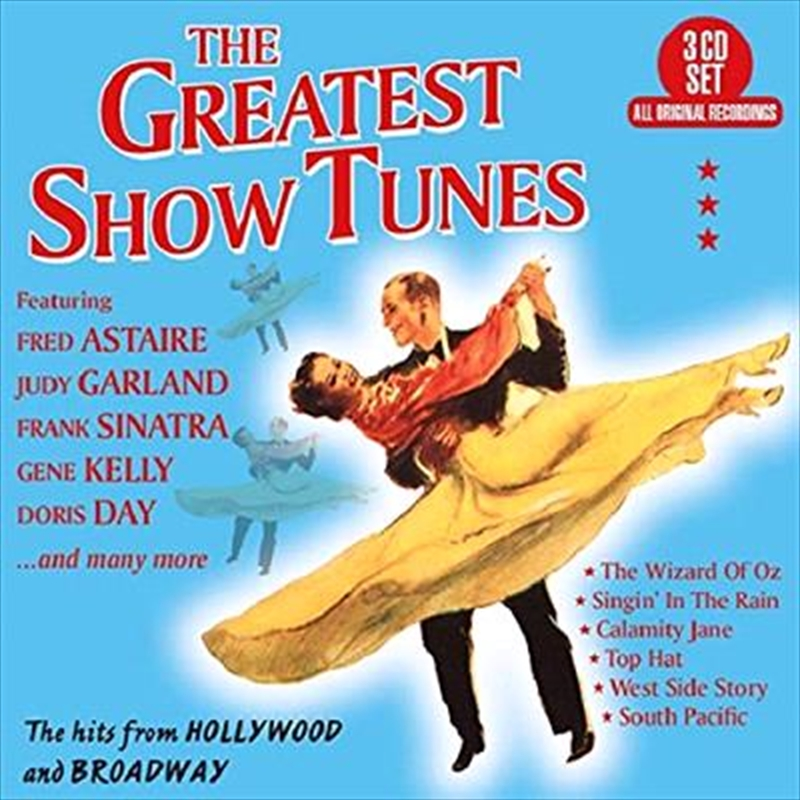Greatest Show Tunes - The Hits From Hollywood And Broadway | CD