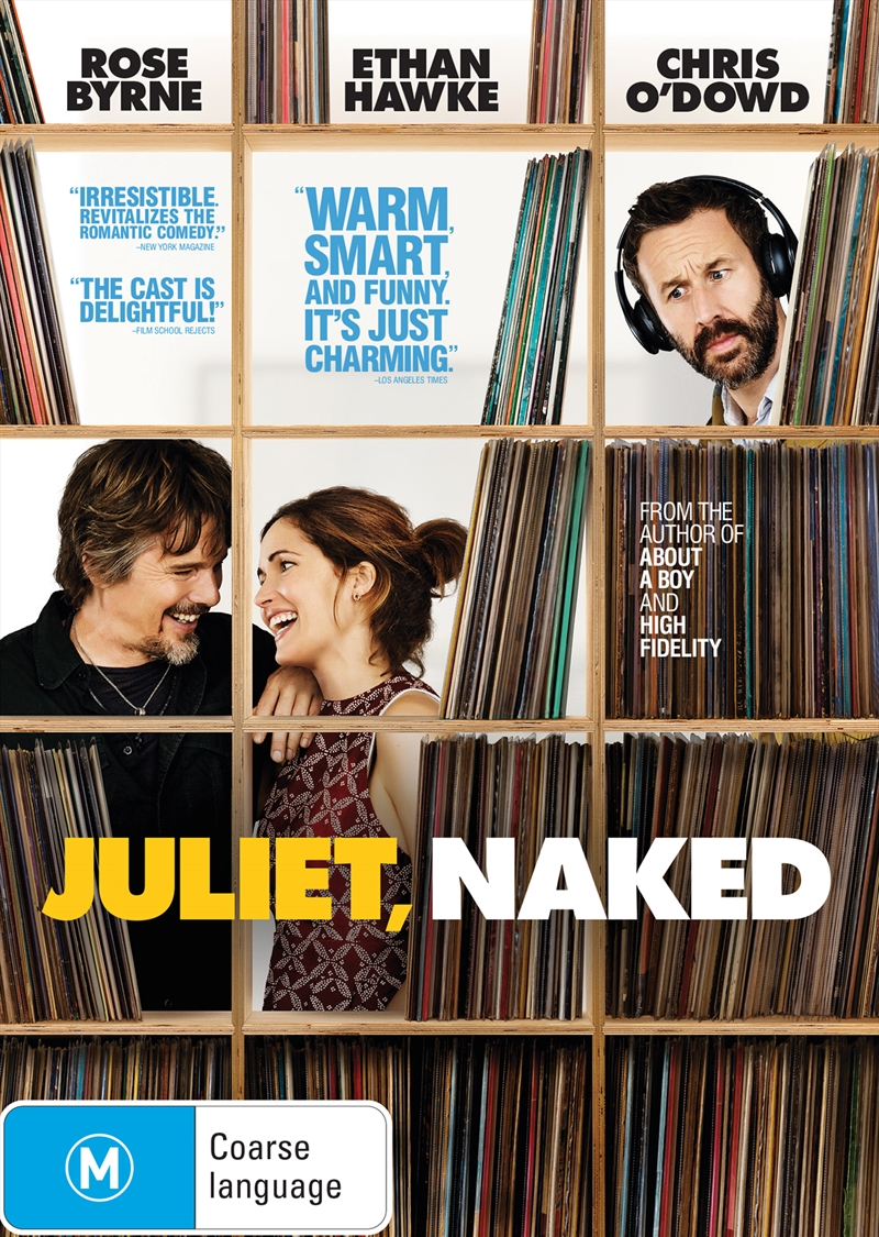 Juliet, Naked | DVD