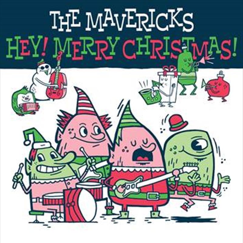 Hey! Merry Christmas   CD