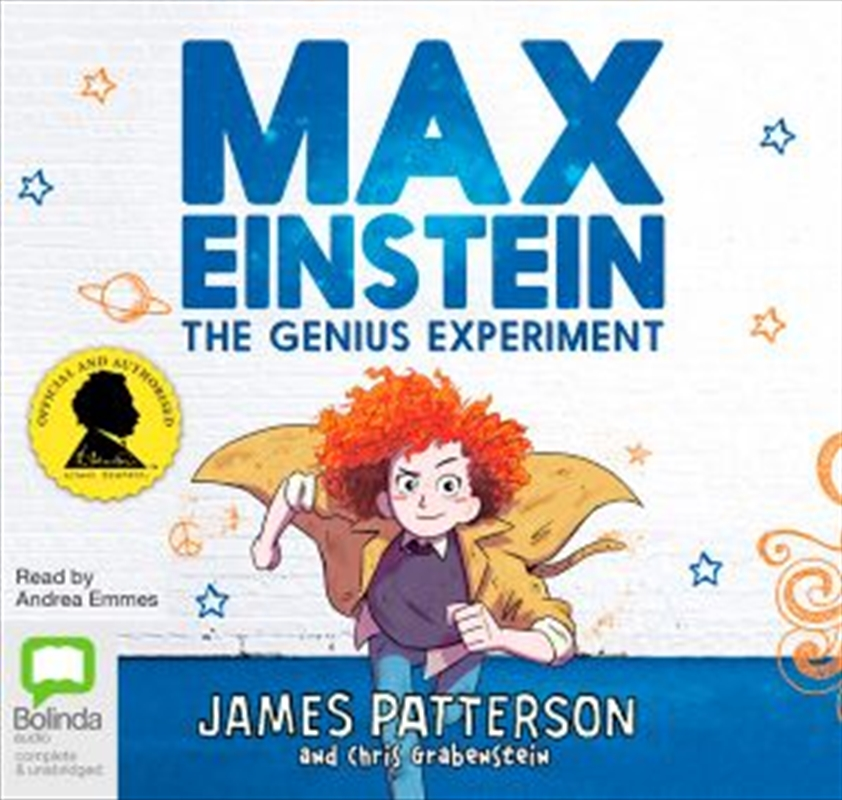 Genius Experiment - Max Einstein Book 1 | Audio Book