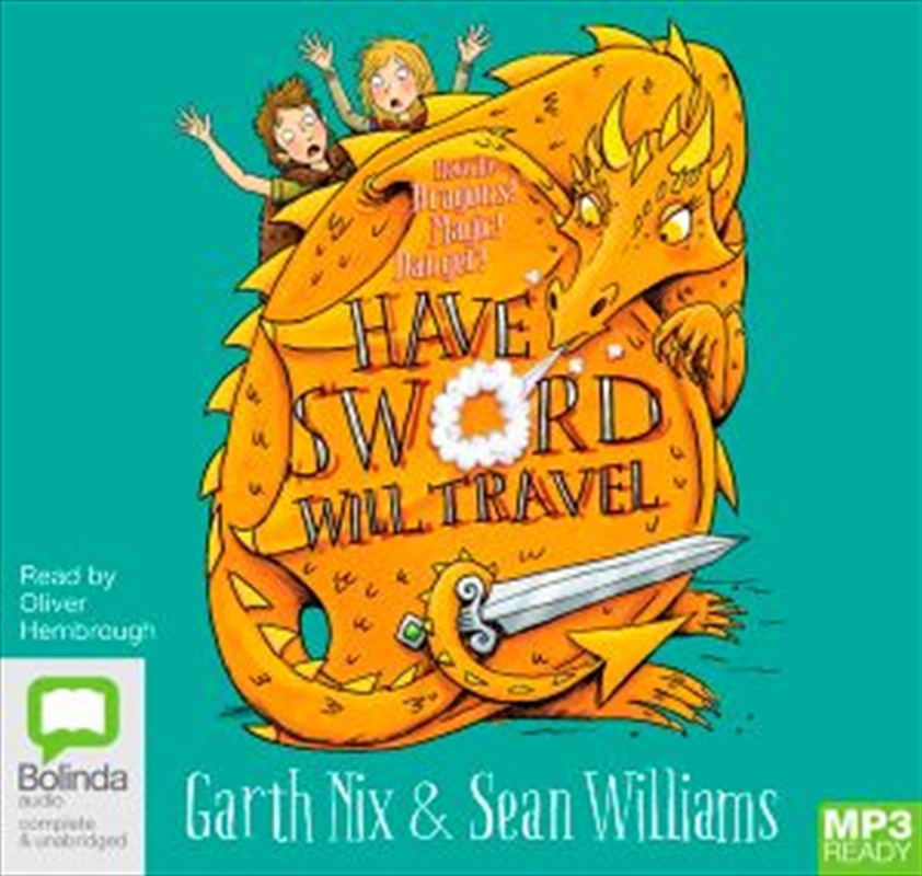 Have Sword, Will Travel | Audio Book