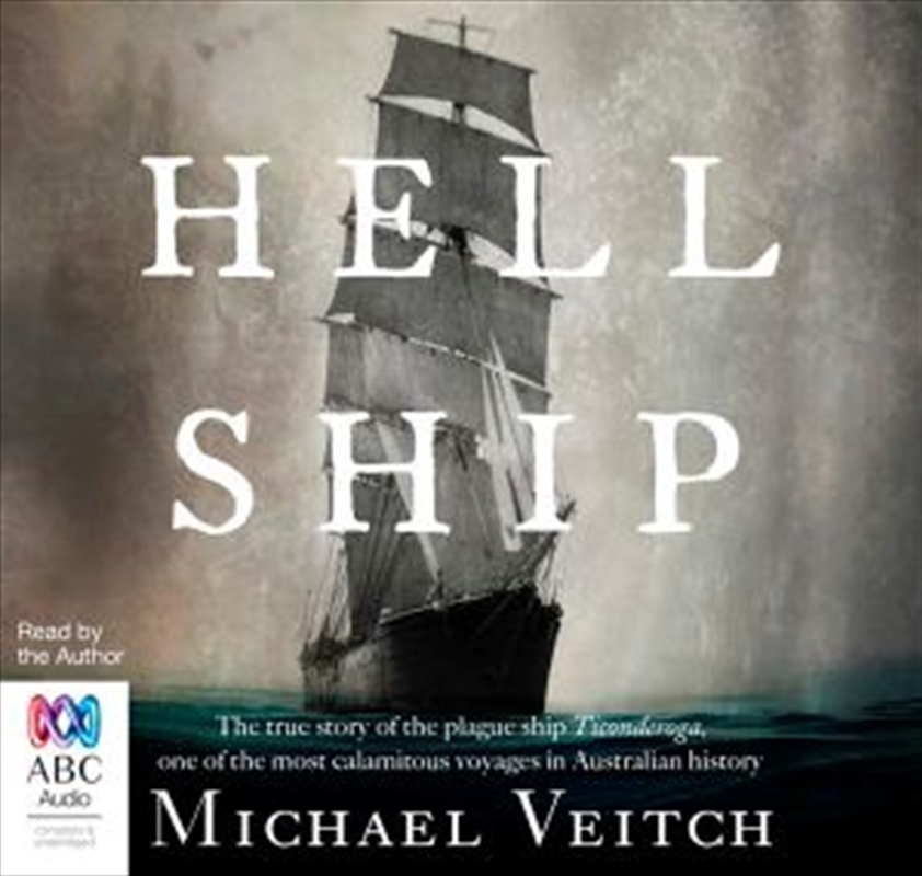 Hell Ship | Audio Book