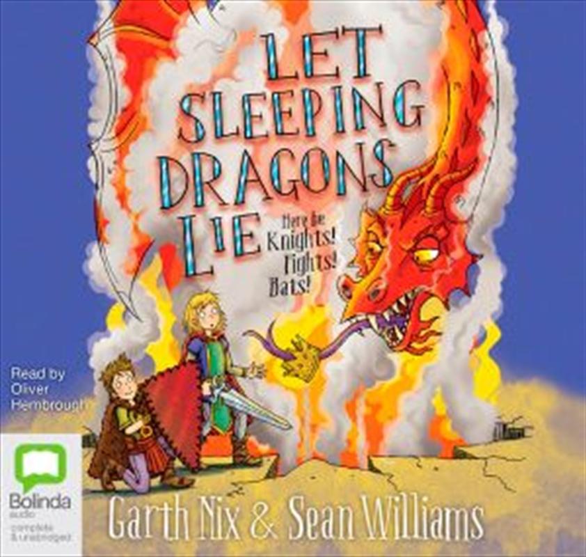 Let Sleeping Dragons Lie | Audio Book