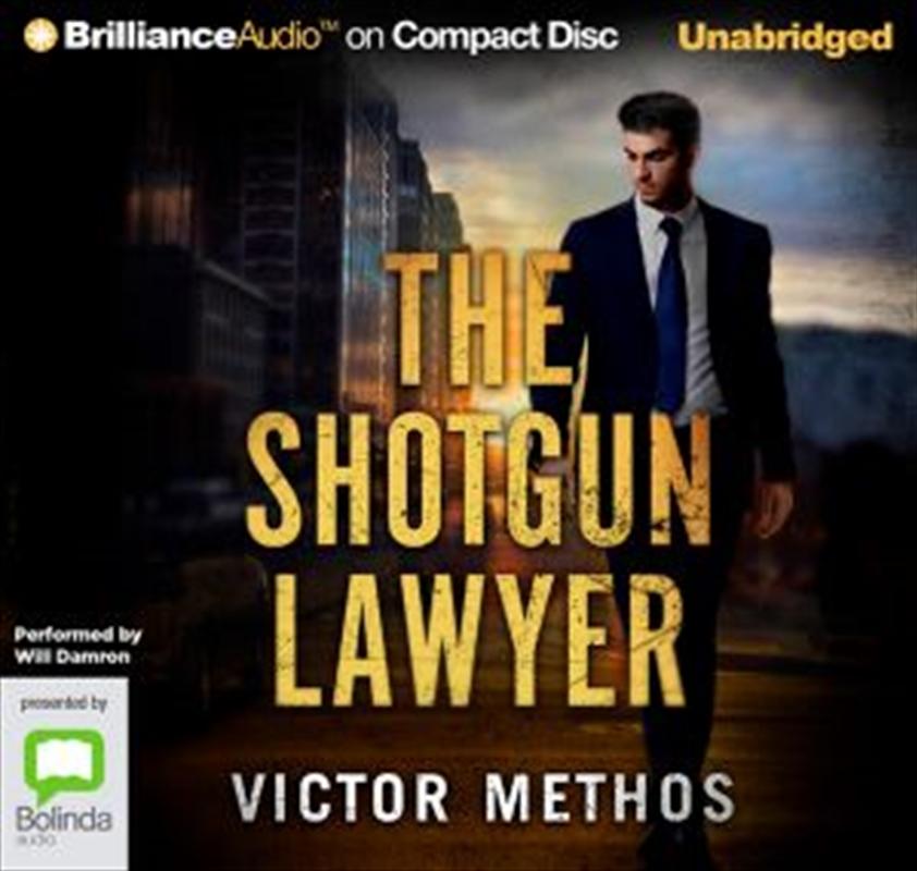 Shotgun Lawyer | Audio Book