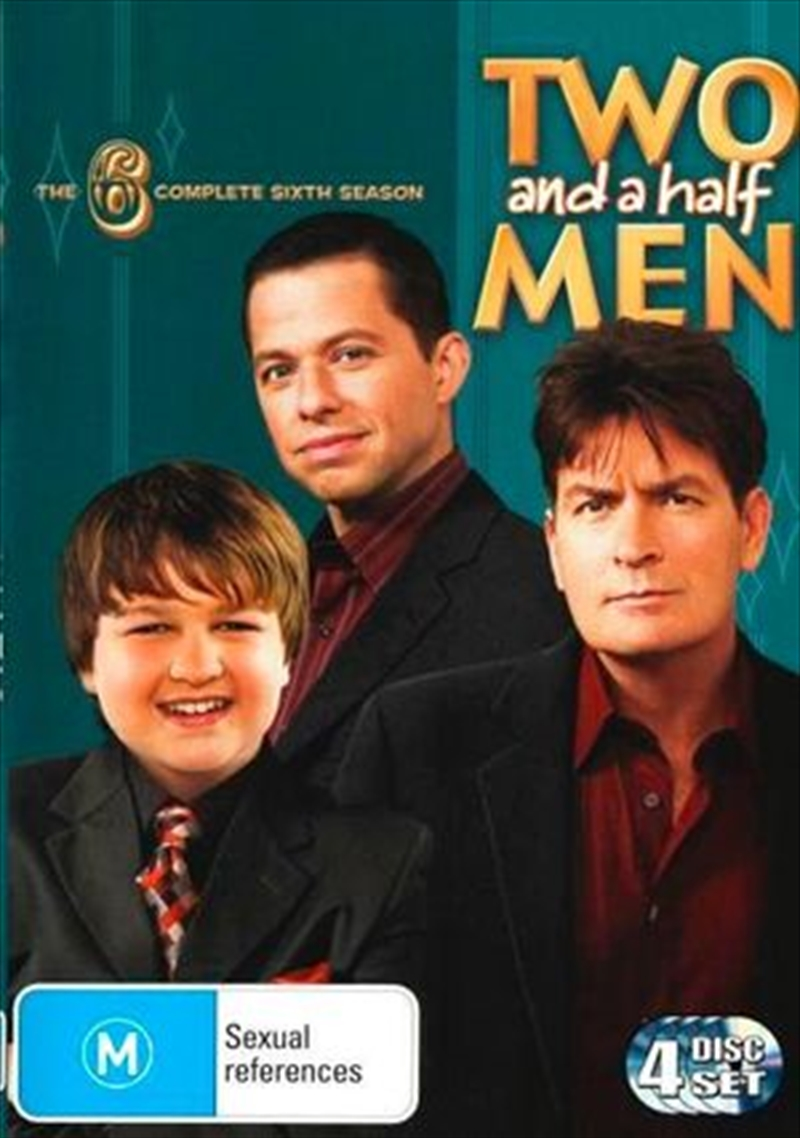 Two And A Half Men - Season 6 | DVD