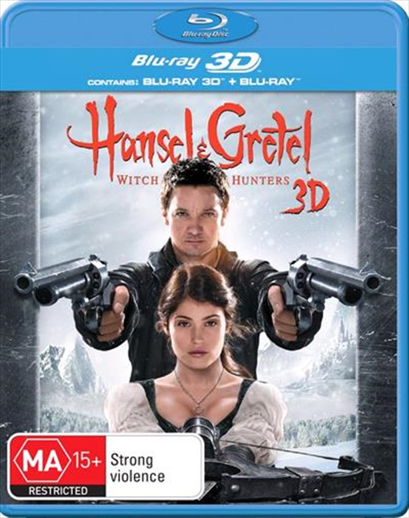 Hansel and Gretel - Witch Hunters | Blu-ray 3D