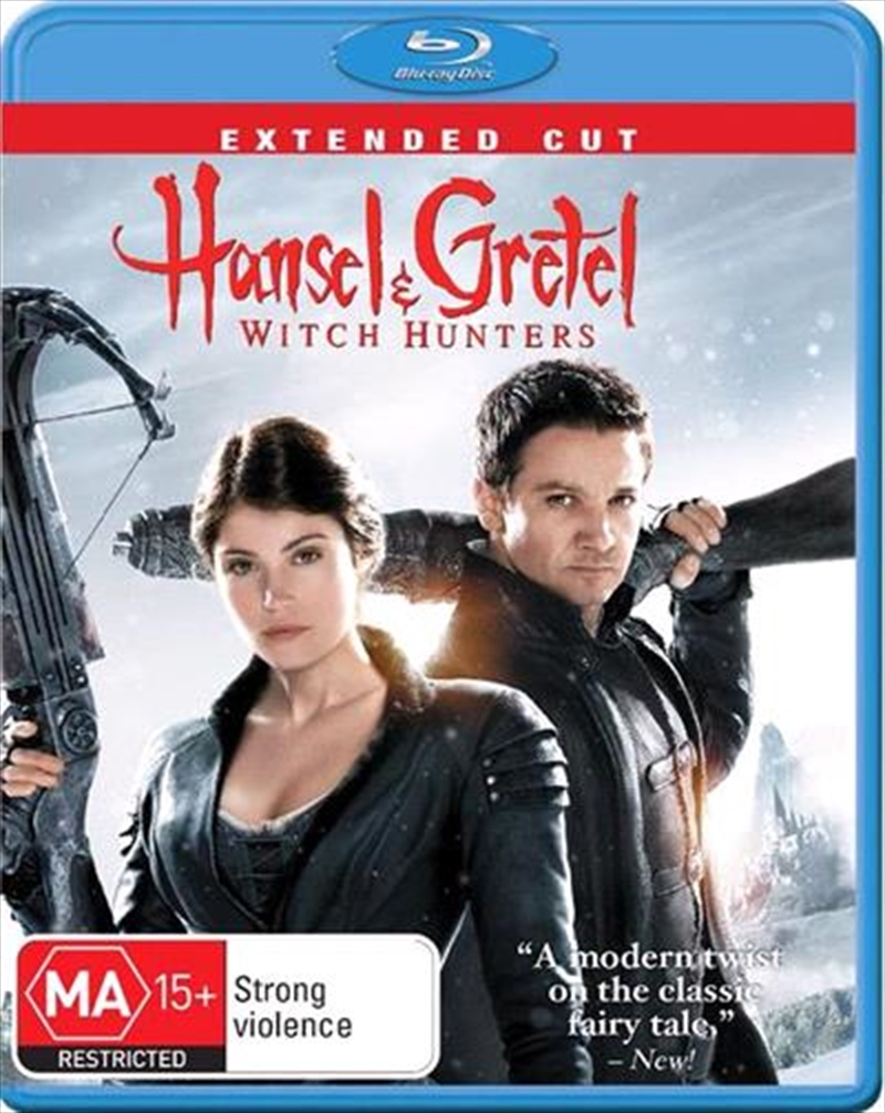 Hansel and Gretel - Witch Hunters | Blu-ray