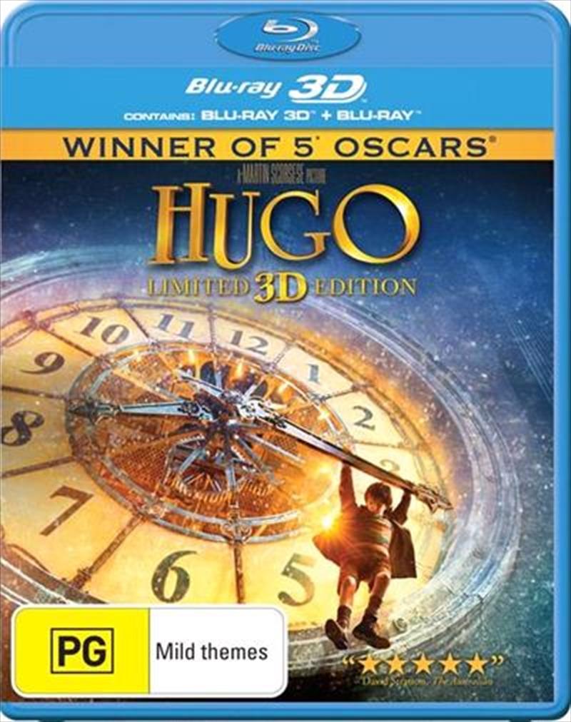 Hugo | Blu-ray 3D