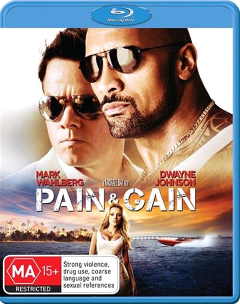 Pain and Gain | Blu-ray