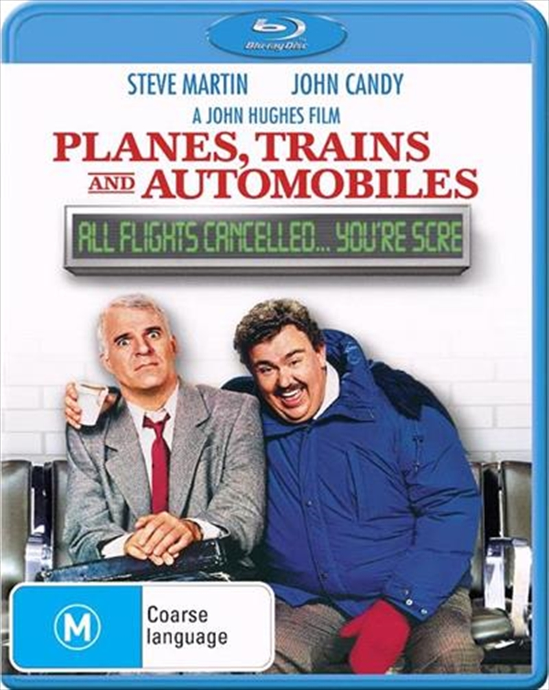 Planes, Trains And Automobiles | Blu-ray