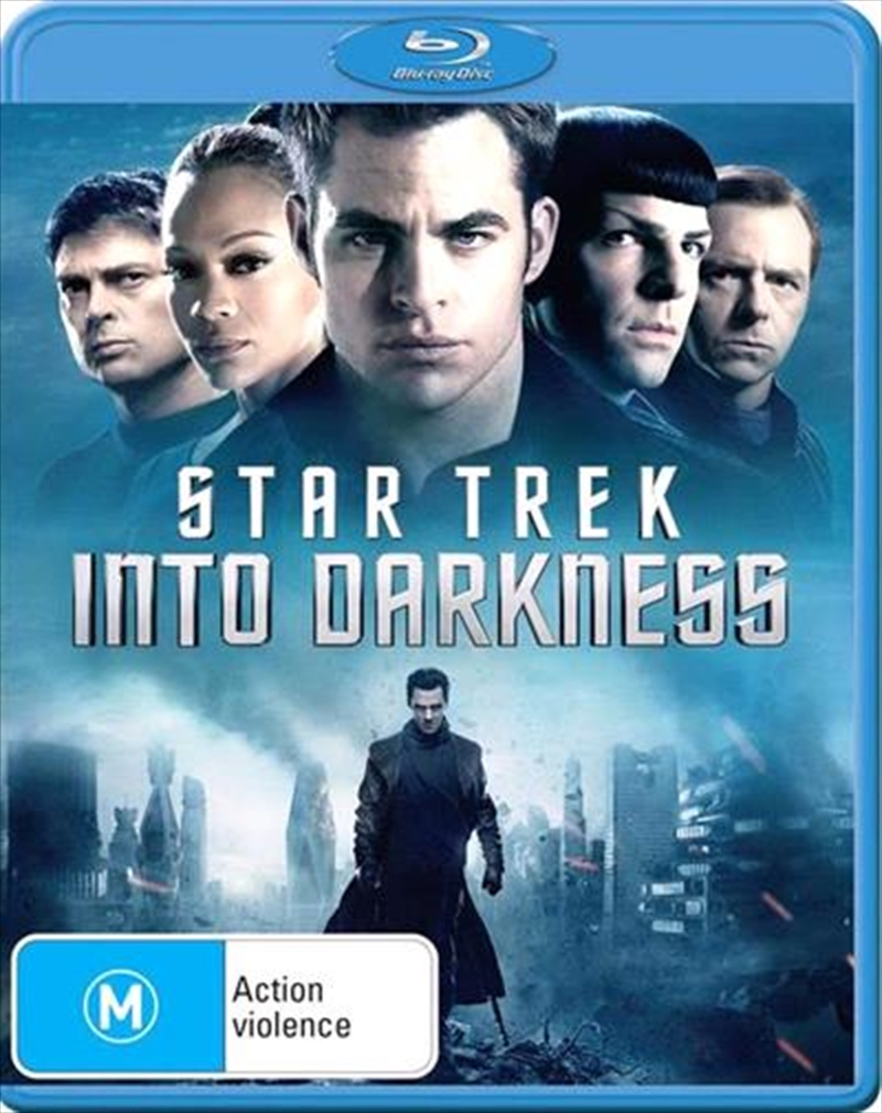 Star Trek - Into Darkness | Blu-ray