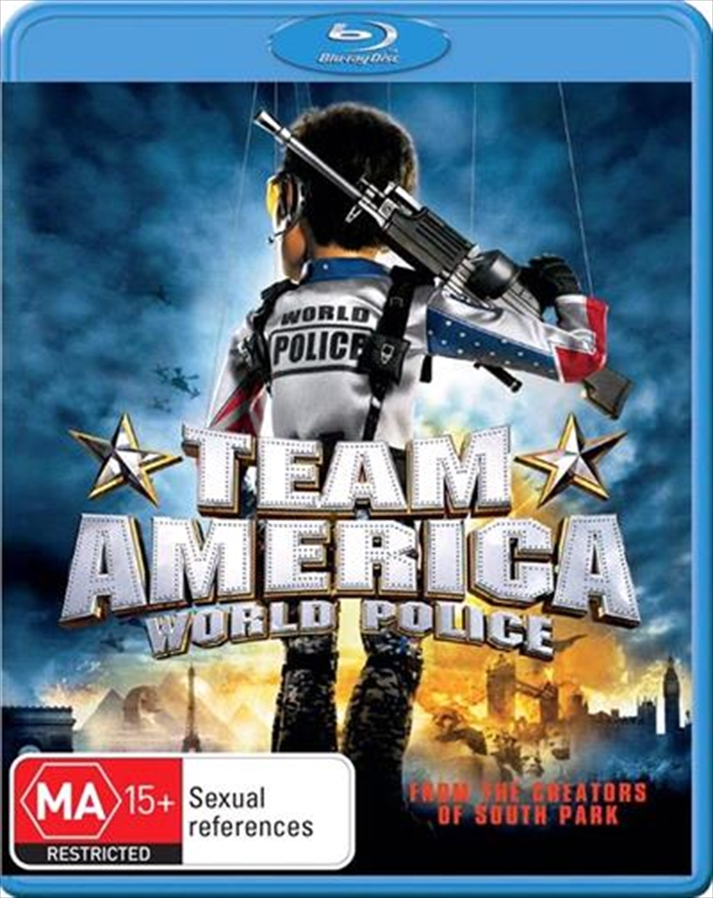Team America - World Police | Blu-ray