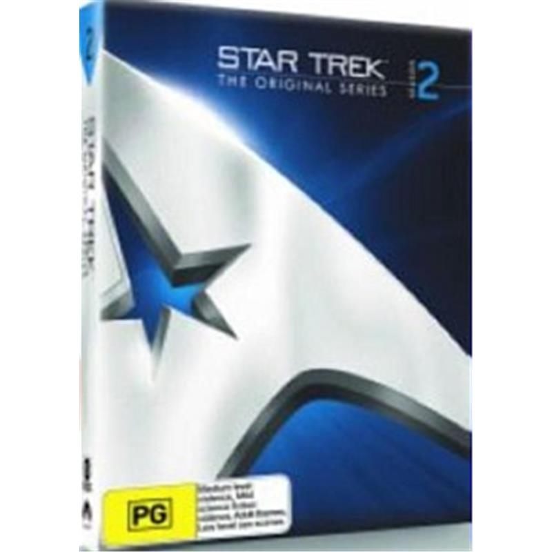 Star Trek The Original Series - Season 2 | DVD