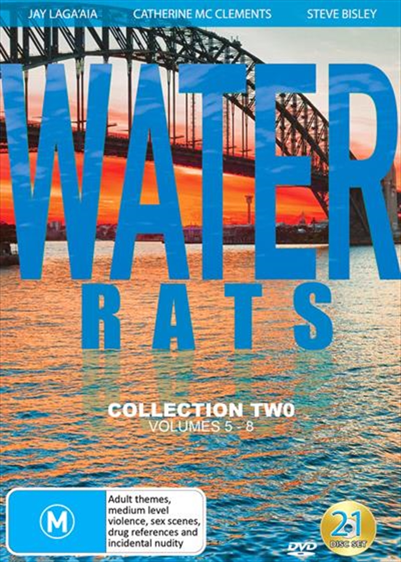 Water Rats - Collection 2 - Vol 5-7 | DVD