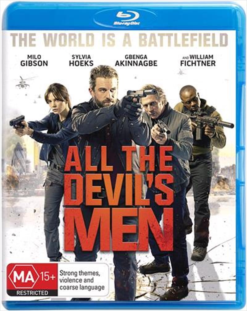 All The Devil's Men | Blu-ray