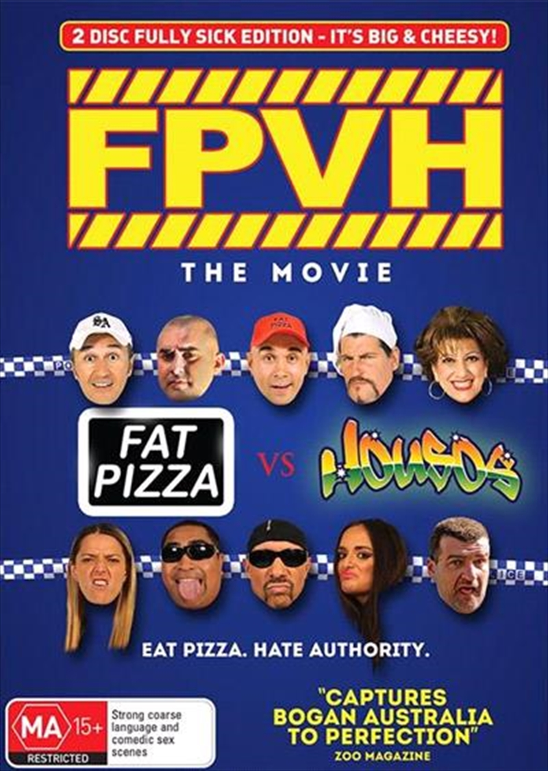 Housos Sex Scenes fat pizza vs housos - the movie