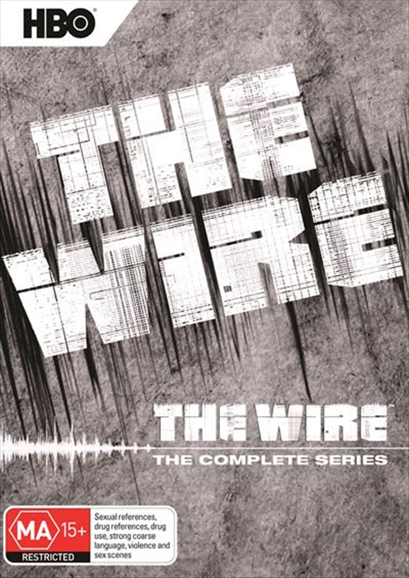 Wire - Complete Collection | Boxset, The | DVD