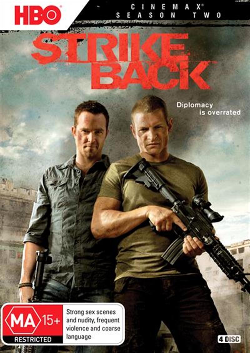 Strike Back - Season 2 | DVD