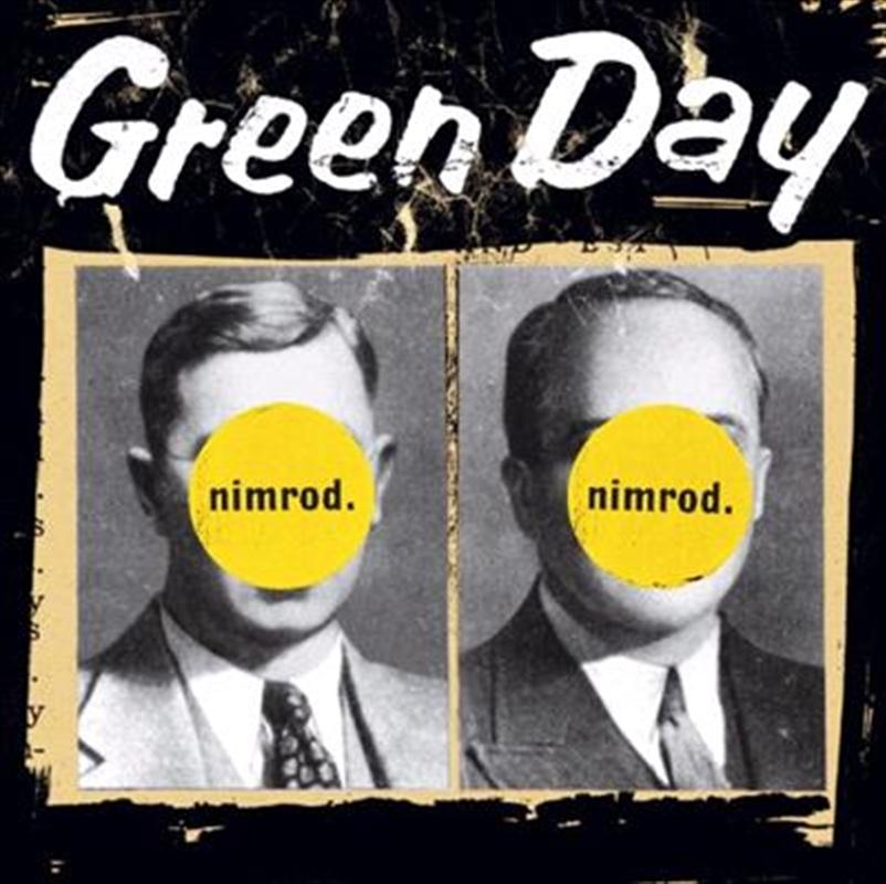 Nimrod | Vinyl