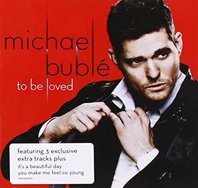 To Be Loved   CD