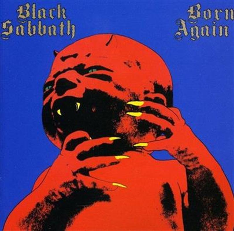 Born Again | CD