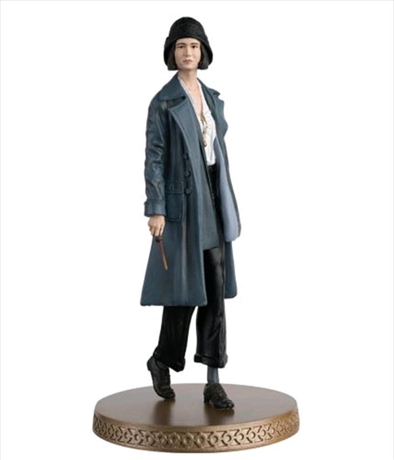 Fantastic Beasts 2 The Crimes of Grindelwald - Tina Goldstein 1:16 Figure & Magazine | Merchandise