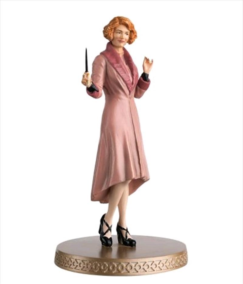 Fantastic Beasts 2 The Crimes of Grindelwald - Queenie Goldstein1:16 Figure & Magazine   Merchandise