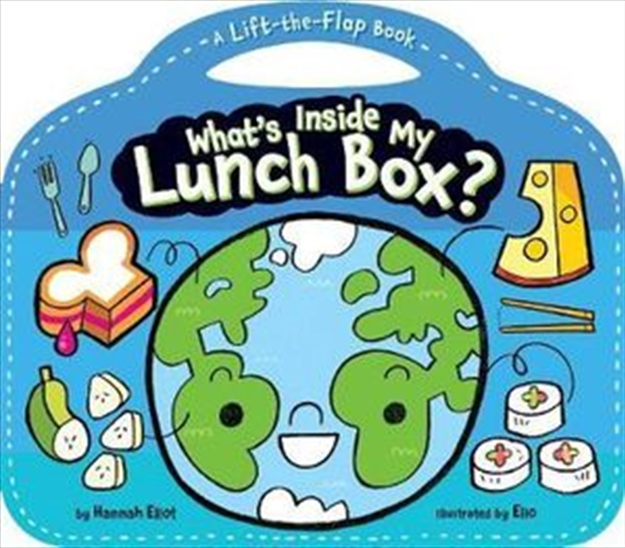 What's Inside My Lunch Box | Board Book