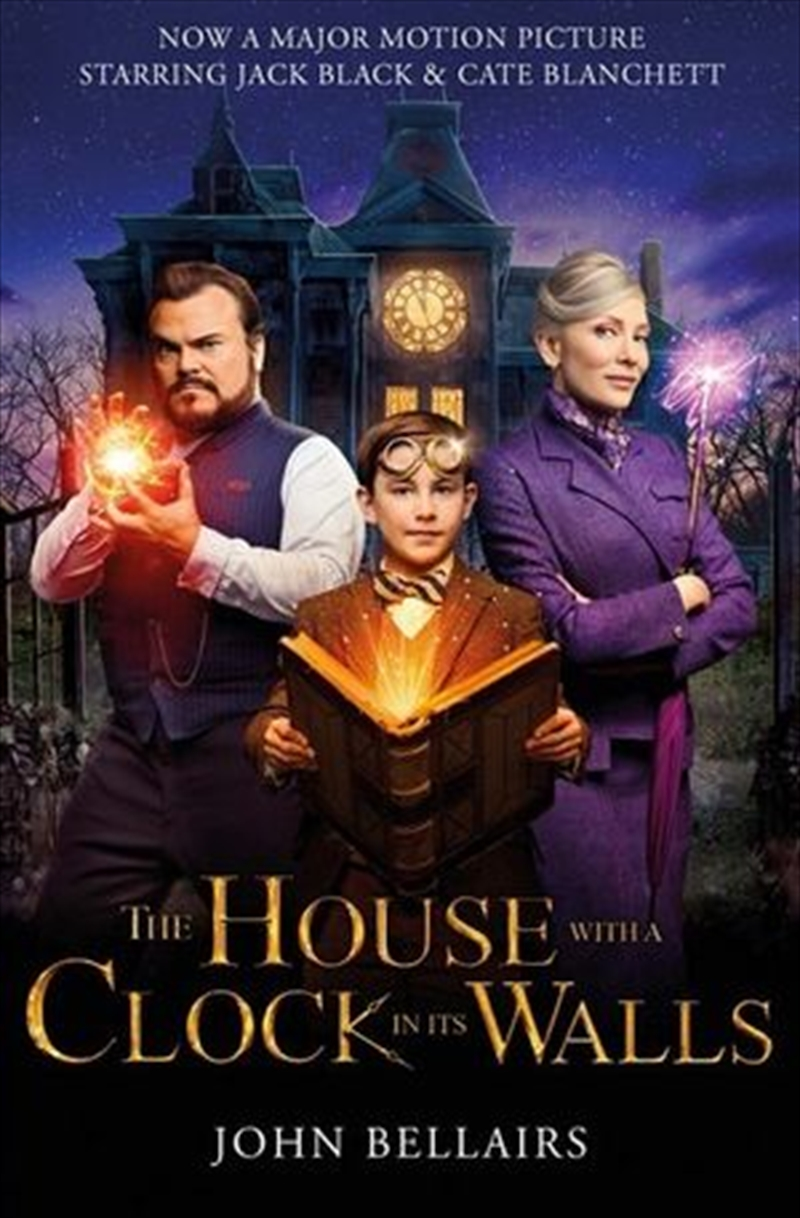 House With a Clock in Its Walls | Paperback Book
